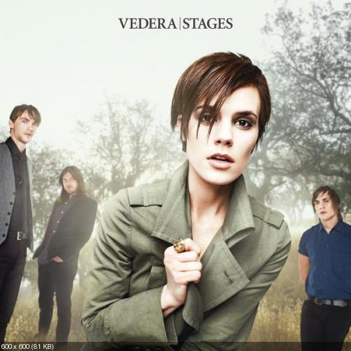 Vedera - Stages (2009)