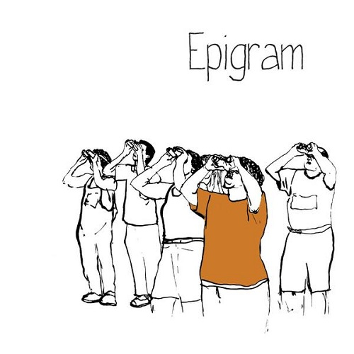 Epigram - Anything That Comes to Mind (2008)