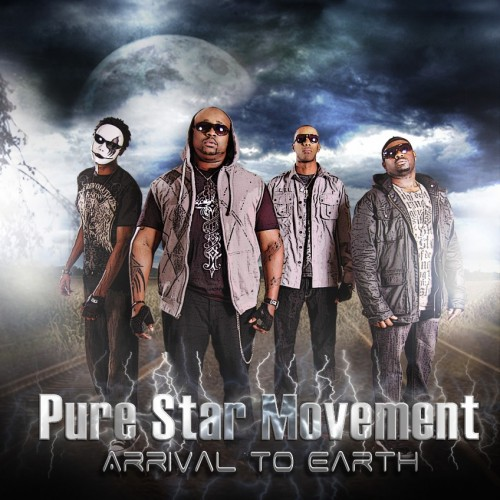 Pure Star Movement - Arrival To Earth (2010)